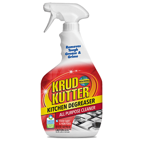 Krud Kutter Kitchen Degreaser All Purpose Cleaner Spray